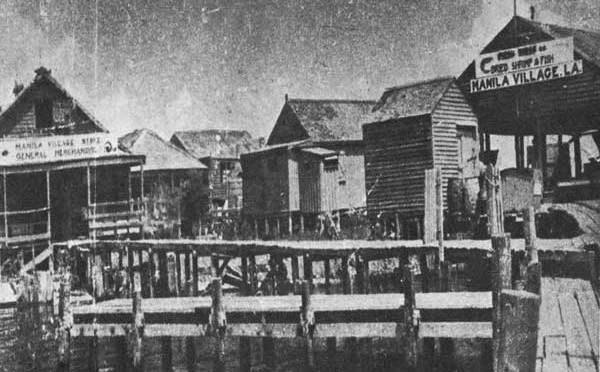 Chronology of Filipinos in America Pre-1898